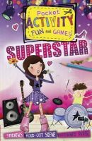 Melissa Fairley - Pocket activity fun and games: Superstar - 9781783120420 - KSG0006207