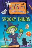 William Potter - Pocket Activity-Spooky Things - 9781783120673 - KKW0013651