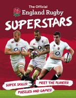 Fullman, Joe - The Official England Rugby Superstars - 9781783121434 - KSG0018496