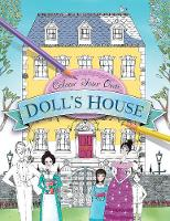 Pipe, Jim - Colour Your Own Doll's House - 9781783122486 - V9781783122486