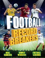 Gifford, Clive - Soccer Record Breakers - 9781783122493 - KRA0001861