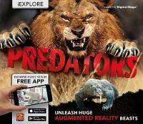 Camilla de la Bedoyere - iExplore - Predators - 9781783122554 - KRA0000355