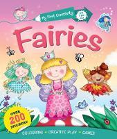 Fiona Munro - My First Creativity on the Go - Fairies - 9781783122615 - KRA0000213