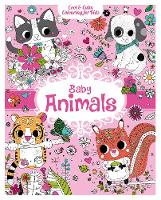 Stephanie Rousseau - Cool & Calm Colouring for Kids: Baby Animals - 9781783122714 - V9781783122714