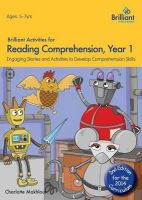 Makhlouf, Charlotte - Brilliant Activities for Reading Comprehension, Year 1 - 9781783170708 - V9781783170708