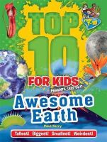Paul Terry - Awesome Earth (Top 10 for Kids) - 9781783252343 - KRA0000073