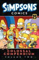 Matt Groening - Simpsons Comics - Colossal Compendium - 9781783292103 - V9781783292103