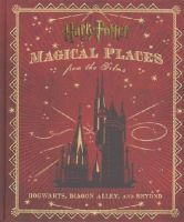Revenson, Jody - Harry Potter: Magical Places from the Films - 9781783296026 - V9781783296026