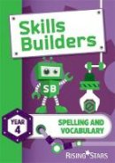 - Skills Builders Spelling and Vocabulary Year 4 Pupil Book - 9781783397211 - V9781783397211