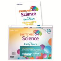 Feasey, Rosemary, Winter, Jane - Switched on Science in the Early Years - 9781783398317 - V9781783398317