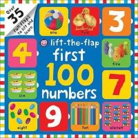 Roger Priddy - Lift-the-Flap First 100 Numbers (First 100 Lift-the Flap) (First 100 Lift-The Flap Books) - 9781783410248 - V9781783410248