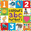 Roger Priddy - Colours ABC Numbers - 9781783412020 - V9781783412020