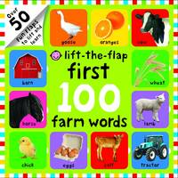 Priddy, Roger - Lift-the-Flap First 100 Farm Words (First 100 Lift-the-Flap) - 9781783412846 - V9781783412846
