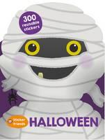 Priddy, Roger - Sticker Friends Halloween - 9781783412853 - V9781783412853
