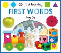 Roger Priddy - First Learning Play Sets First Words - 9781783415328 - V9781783415328
