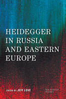 - Heidegger in Russia and Eastern Europe (New Heidegger Research) - 9781783488636 - V9781783488636