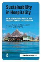 - Sustainability in Hospitality - 9781783531998 - V9781783531998