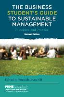 Molthan-Hill, Petra - The Business Student's Guide to Sustainable Management: Principles and Practice - 9781783533190 - V9781783533190
