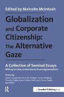 McIntosh, Malcolm - Globalization and Corporate Citizenship: The Alternative Gaze: A Collection of Seminal Essays - 9781783534968 - V9781783534968