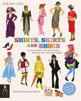Natasha Slee - Shirts, Skirts and Shoes: Design Line - 9781783701728 - KSG0015356