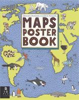 Mizielinski, Aleksandra, Mizielinski, Daniel - Maps Poster Book - 9781783702039 - V9781783702039