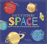 Martin, Ruth - Fact Finders: Space - 9781783702237 - V9781783702237