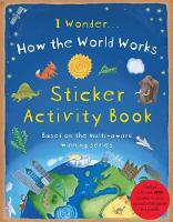 Christiane Dorion - I Wonder - How the World Works Sticker Activity Book - 9781783702350 - KRS0029697