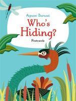 Baruzzi, Agnese - Who's Hiding? Postcards - 9781783703999 - V9781783703999