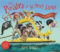 Duddle, Jonny - The Pirates of Scurvy Sands (Jonny Duddle) - 9781783704088 - V9781783704088