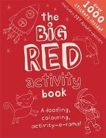 Gemma Cooper - The Big Red Activity Book: Sticker Activity Book (My Big Activity Book) - 9781783704804 - V9781783704804