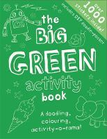Gemma Cooper - The Big Green Activity Book: Sticker Activity Book (My Big Activity Book) - 9781783704811 - V9781783704811