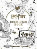 Brothers, Warner - Harry Potter Colouring Book - 9781783705481 - KOC0001626