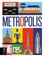 Tardif, Benoit - Metropolis - 9781783705719 - KEX0296302