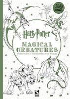 Warner Bros - Harry Potter Magical Creatures Postcard Book: 20 postcards to colour - 9781783705955 - V9781783705955