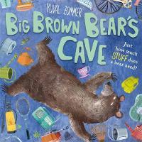 Zommer, Yuval - Big Brown Bear's Cave - 9781783706471 - V9781783706471