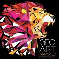 Cooper, Gemma - Geo Art Animals (Activity (Children's)) - 9781783706518 - V9781783706518