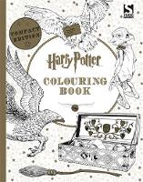 - Harry Potter Colouring Book Compact Edition - 9781783707065 - V9781783707065