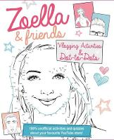 1, Frankie Jones - Zoella and Friends Dot-to-Dot & Activity Book: 100% Unofficial Activities and Quizzes About Your Favourite Youtube Stars! (Activity (Young Adult)) - 9781783707096 - V9781783707096