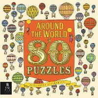 Artymowska, Aleksandra - Around the World in 80 Puzzles - 9781783707652 - V9781783707652