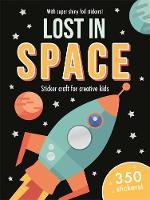 Cooper, Gemma - Foil Art Lost in Space: Mess-free foil craft for creative kids! - 9781783708925 - V9781783708925