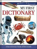 NA - Wonders of Learning: First Dictionary: Reference Omnibus - 9781783730070 - V9781783730070