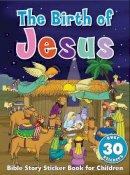 - Bible Sticker Book - Birth of Jesus - 9781783731114 - V9781783731114