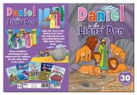 - Bible Sticker Book - Daniel in the Lions Den - 9781783731121 - V9781783731121