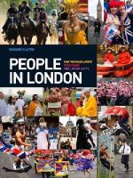 Slater, Richard - People in London: One Photographer. Five Years. The Life of a City. - 9781783960989 - V9781783960989
