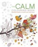 Arcturus Publishing - Calm Colouring Book (Colouring Books) - 9781784046316 - KSS0005674