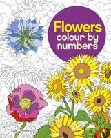 Arcturus Publishing - Colour by Number: Flowers - 9781784049799 - V9781784049799
