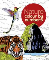 Arcturus Publishing - Colour by Number: Nature - 9781784049805 - V9781784049805