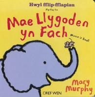 Murphy, Mary - Mae Llygoden Yn Fach / Mouse is Small (Welsh Edition) - 9781784230654 - V9781784230654