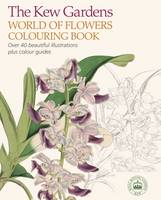 Arcturus Publishing - The Kew Gardens World of Plants Colouring Book (Colouring Books) - 9781784283223 - V9781784283223