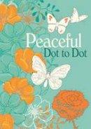 Arcturus Publishing - Dot-to-Dot Peaceful - 9781784286279 - V9781784286279